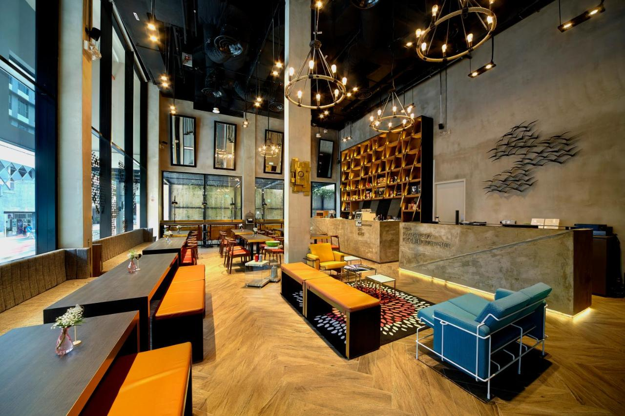 Отель Hotel Yan (SG Clean, Staycation Approved)