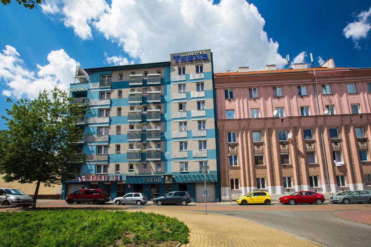 Отель  Hotel Trend