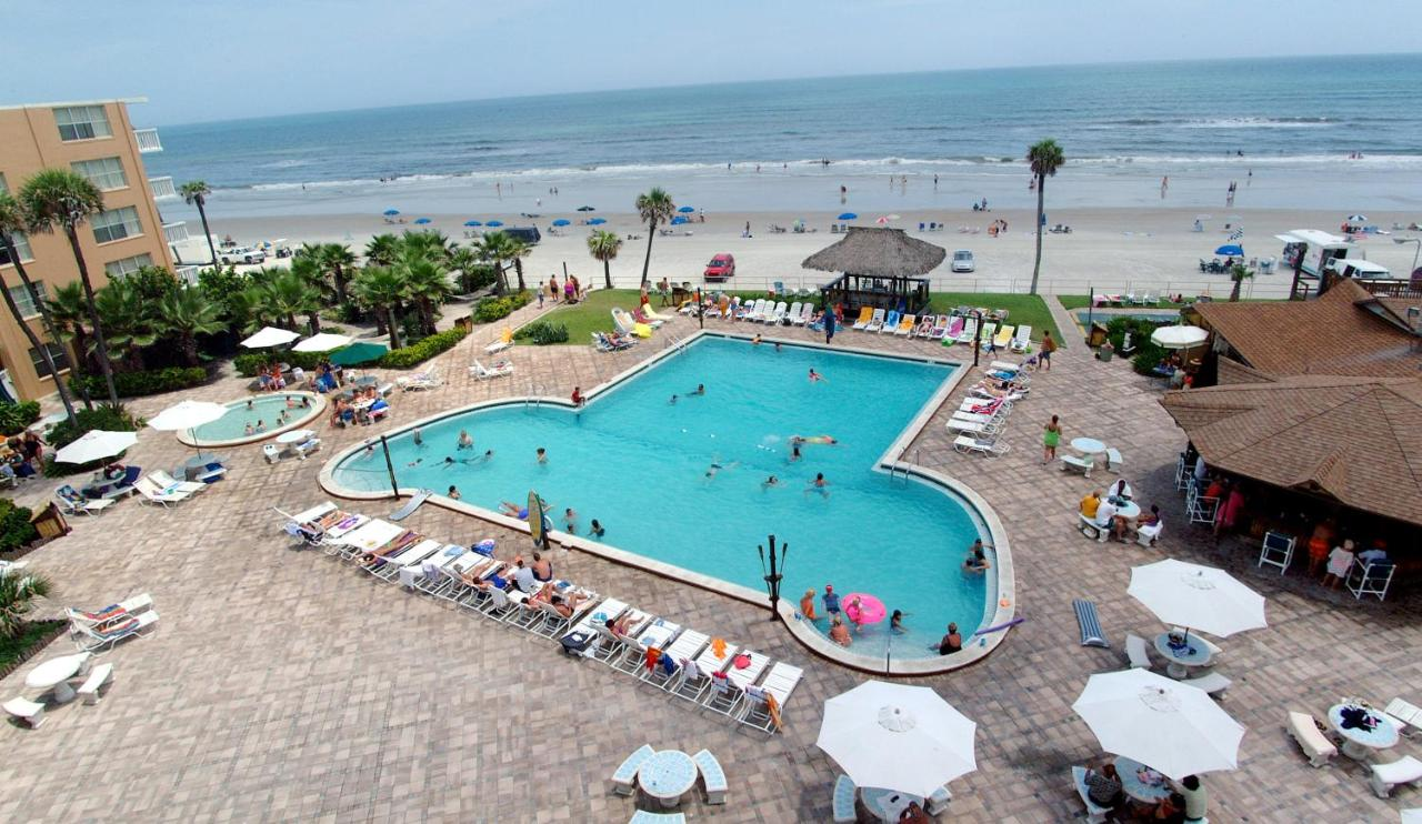Daytona Beach Hawaiian Inn Fl