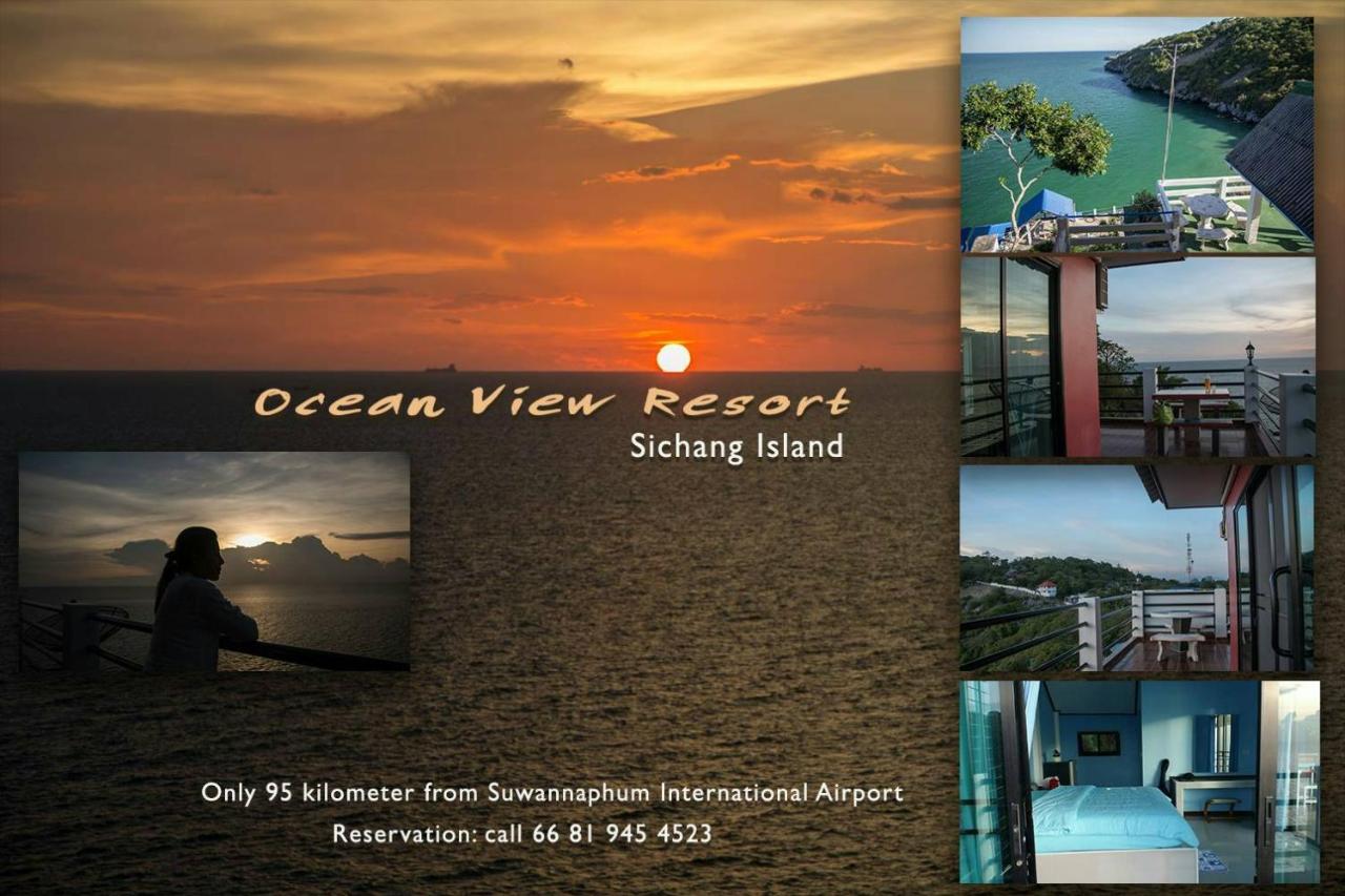 Отель типа «постель и завтрак»  Ocean View Resort - Koh Sichang