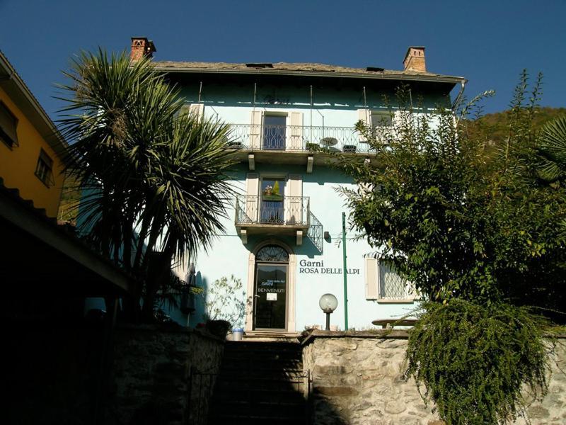 Отель  Garni Rosa Delle Alpi