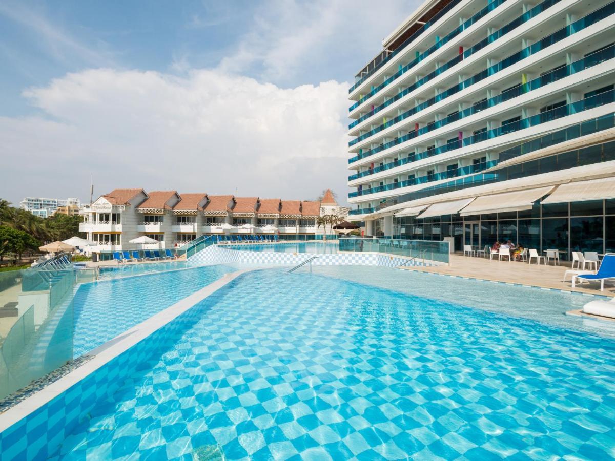 Hotel Las Americas Del Mar (Colombia Cartagena de Indias ...
