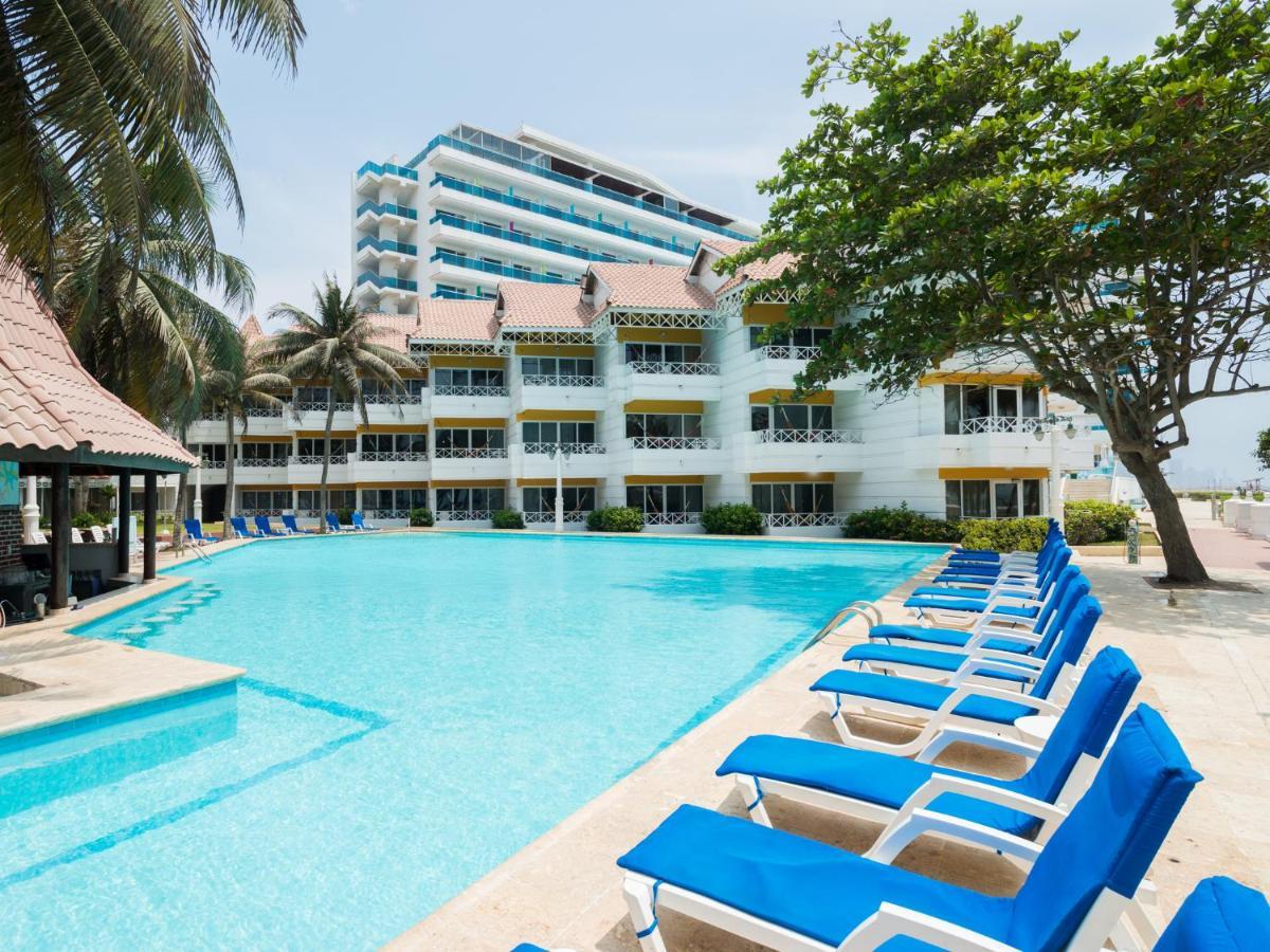Hotel Las Americas Casa de Playa, Cartagena de Indias ...