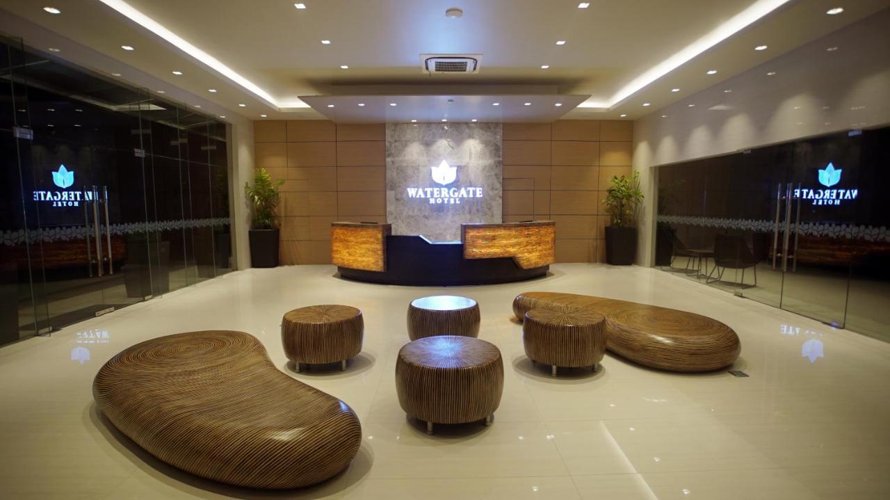 Отель  Отель  Watergate Hotel