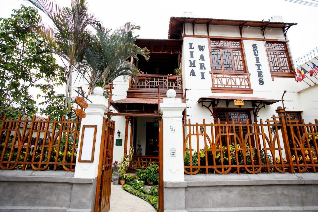 Отель  Lima Wari Hotel Boutique