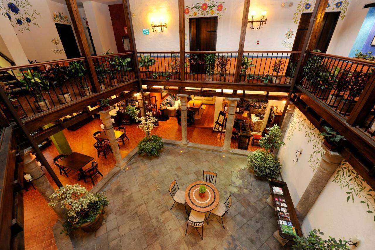 Отель La Casona De La Ronda Hotel Boutique Patrimonial