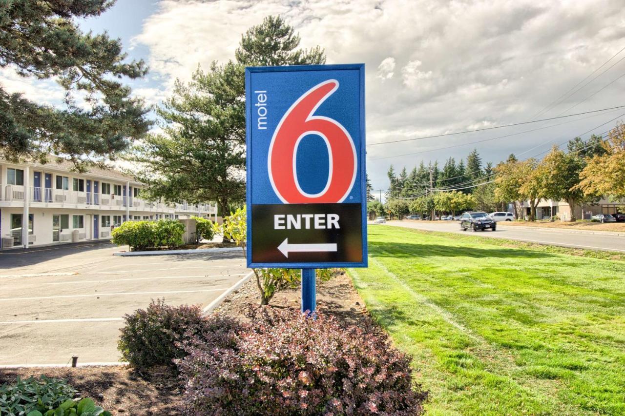 Отель Motel 6-Everett, WA - North