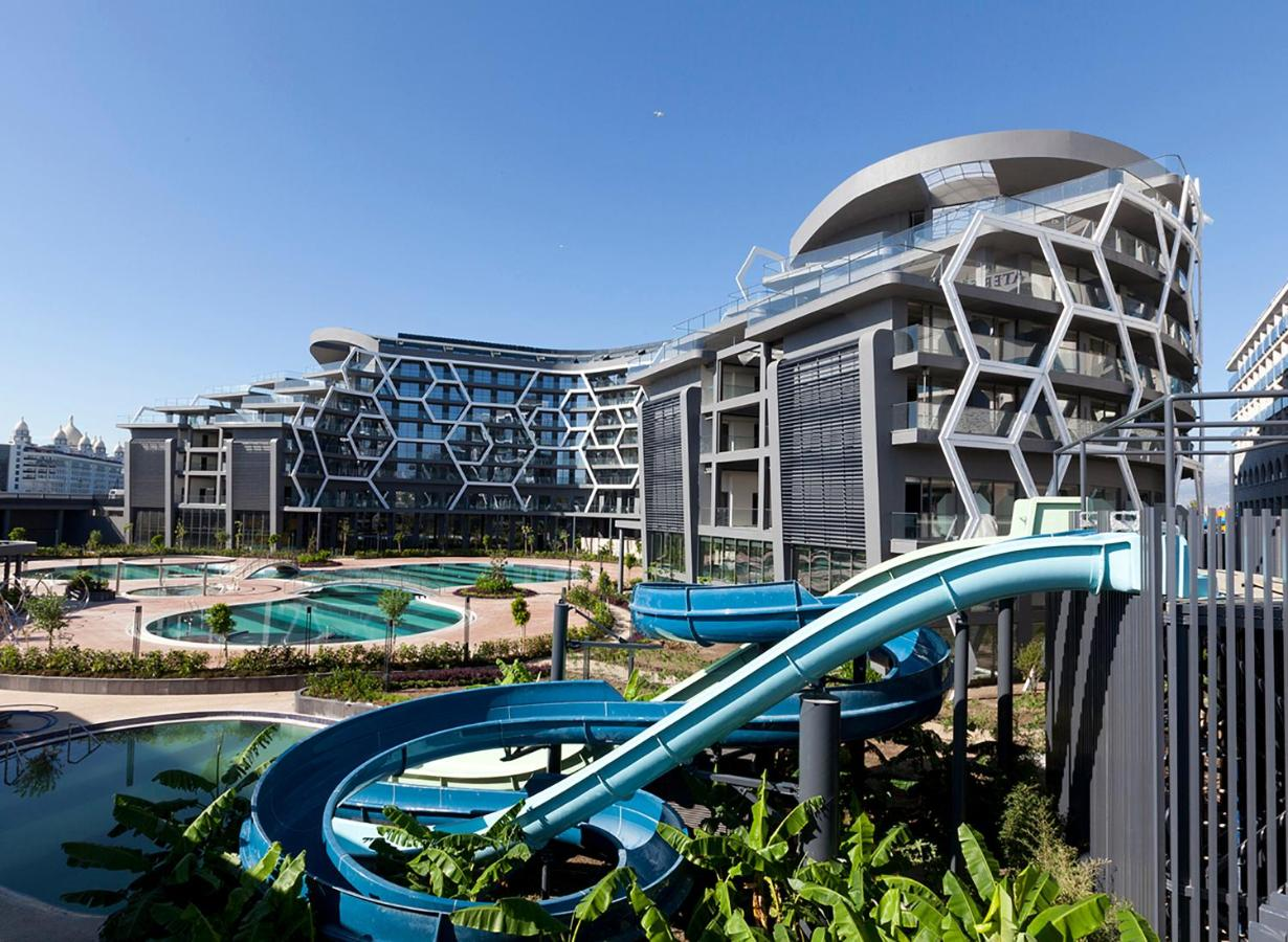 Аквапарк на территории отеля или поблизости