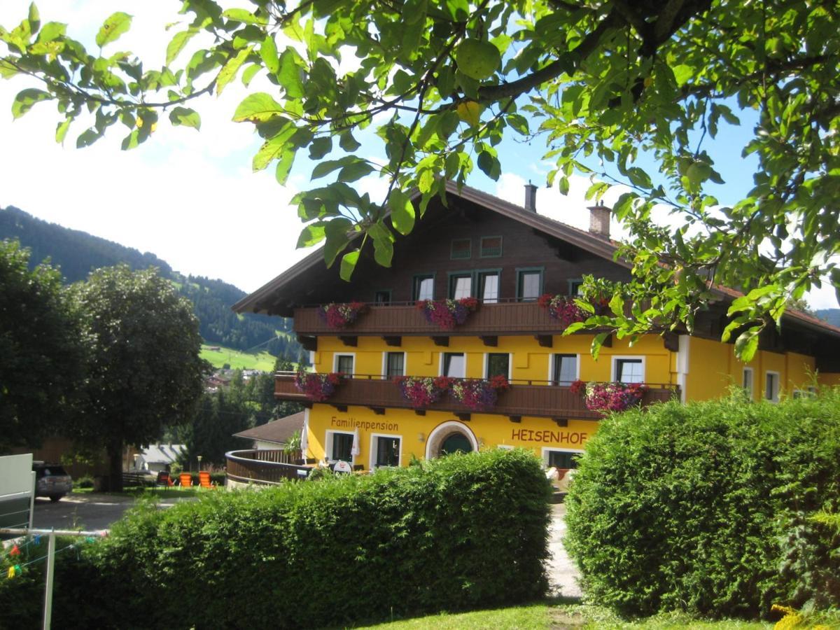 Отель  Familienhotel Heisenhof
