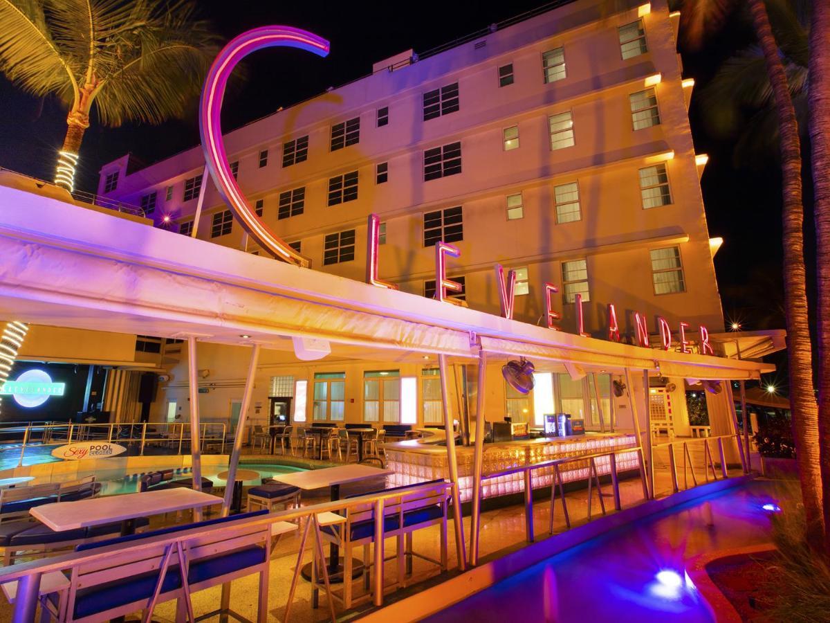 Miami Beach South Beach Art Deco Hotels