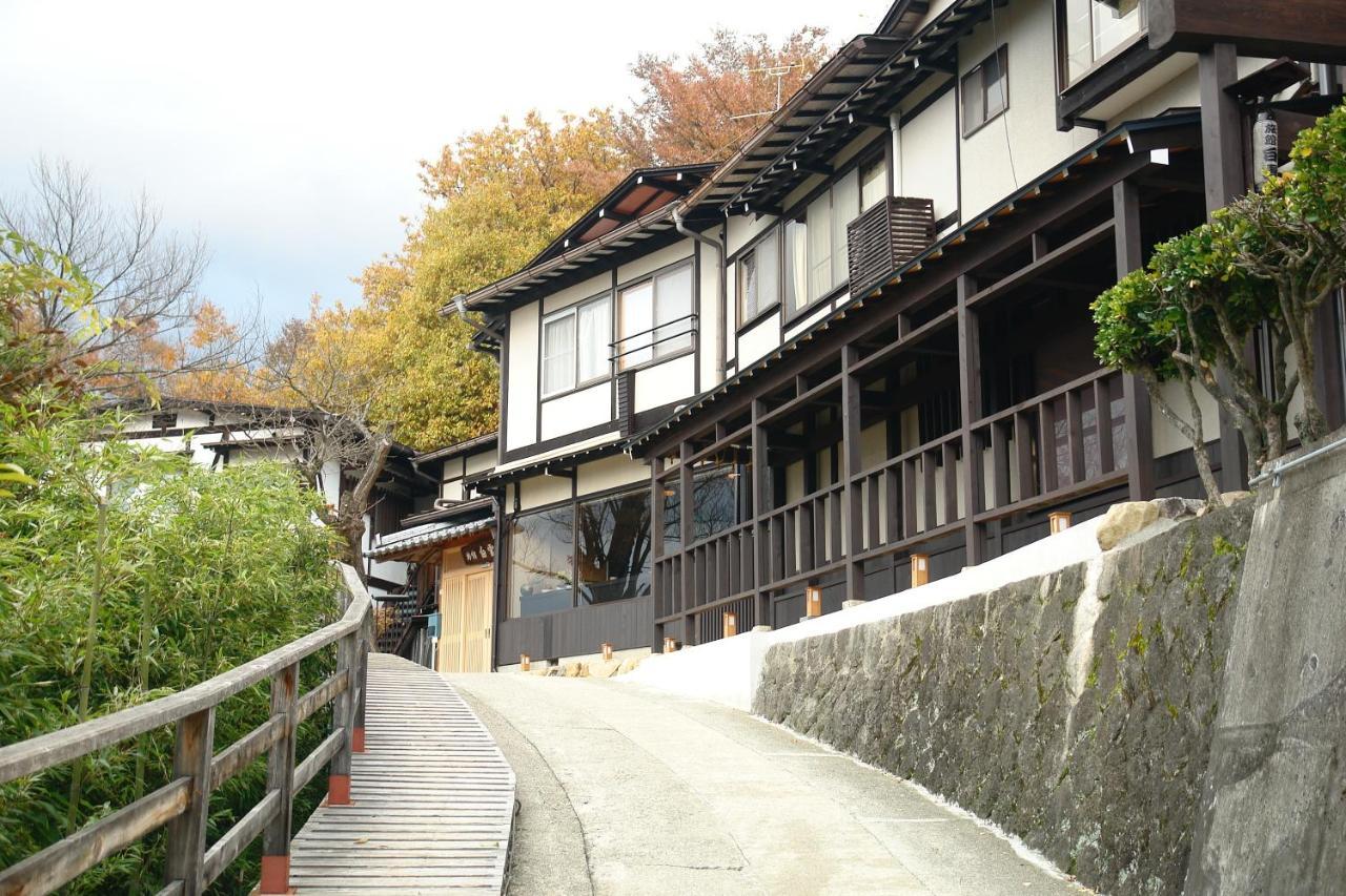 記念日におすすめのホテル・飛騨高山 二人静白雲の写真1