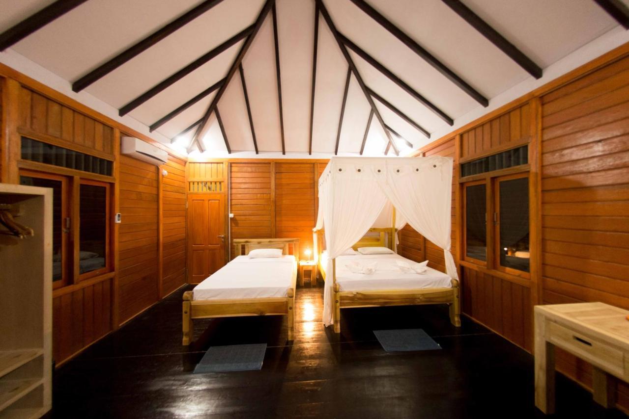 Курортный отель  Raja Laut Coral View