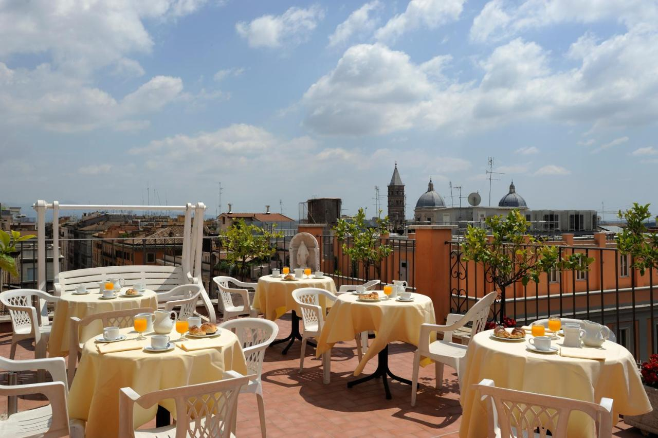 Hotel Torino Rome Italy Booking Com
