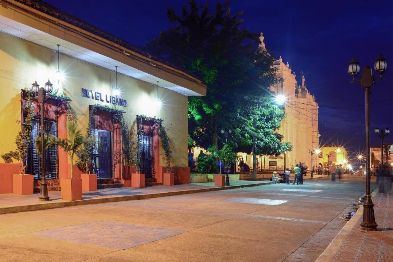 Отель Hotel Libano