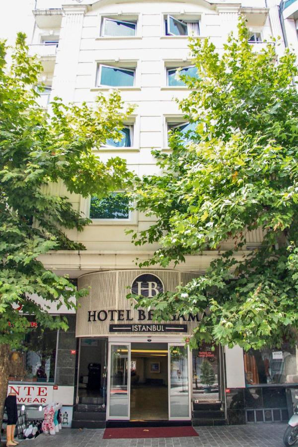 Отель  Bergama Hotel