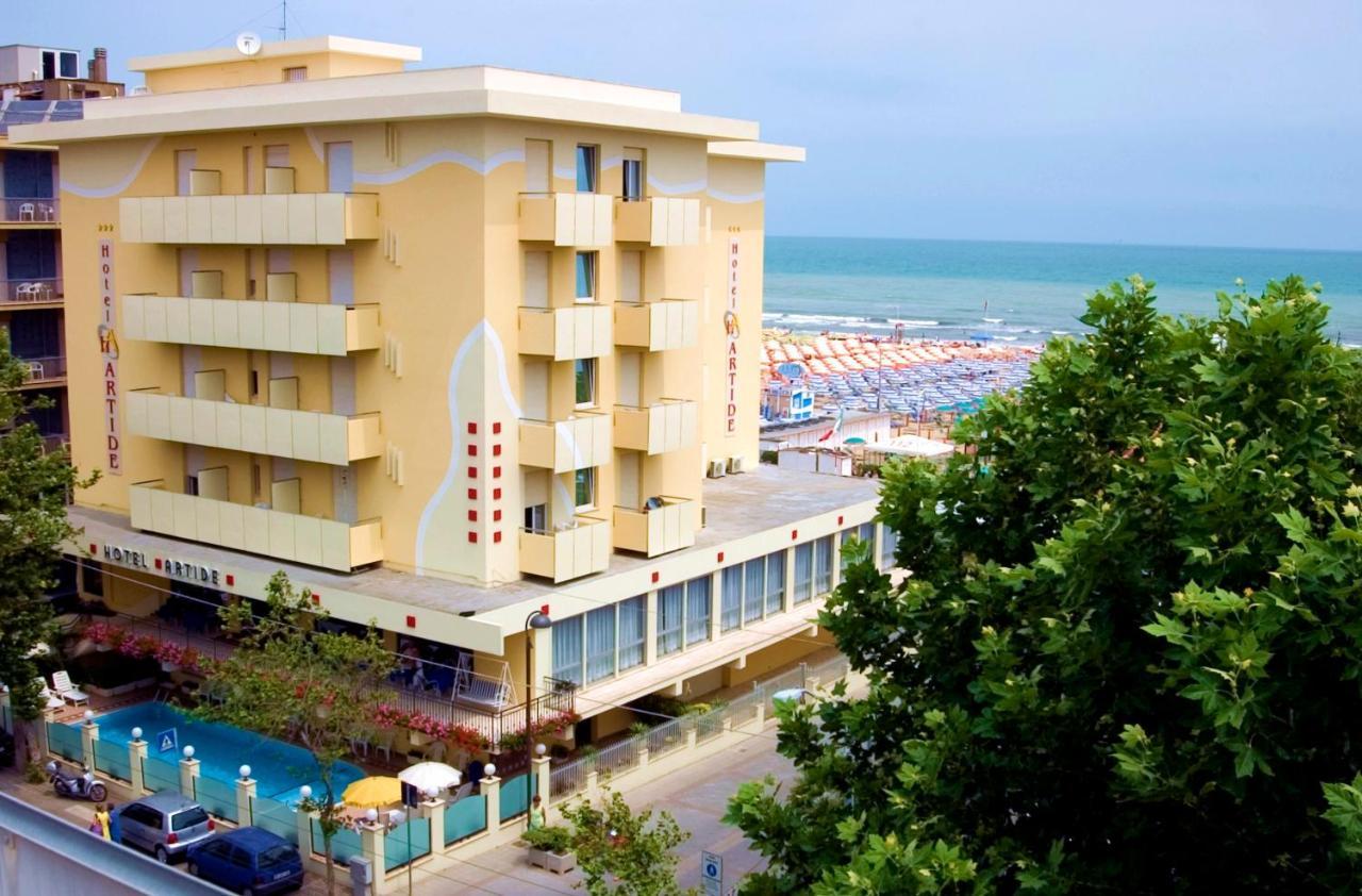 Отель  Отель  Hotel Artide