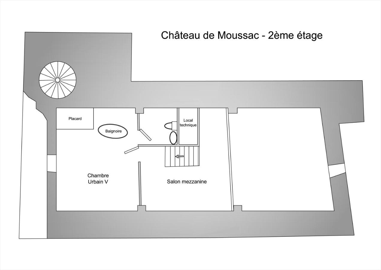 Château De Moussac Gîte Moussac Updated 2019 Prices