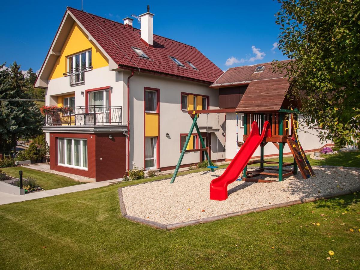 Апартаменты/квартиры  Dom Končiar
