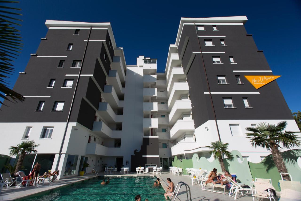 Апарт-отель  Nero D'Avorio Aparthotel
