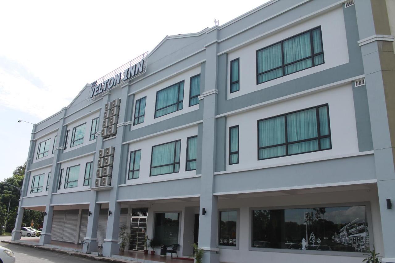 Мини-гостиница Мини-гостиница The Velton Inn