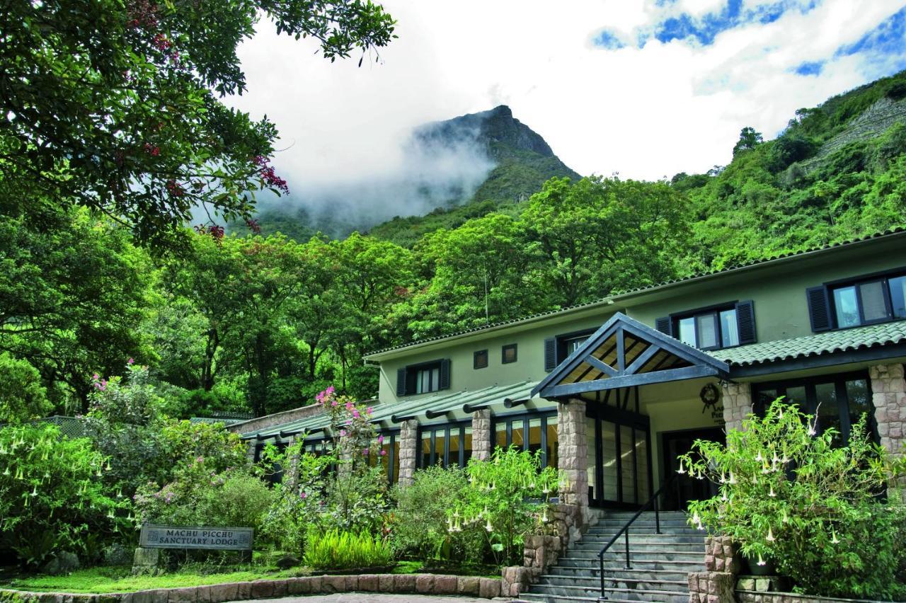 hotels near machu picchu