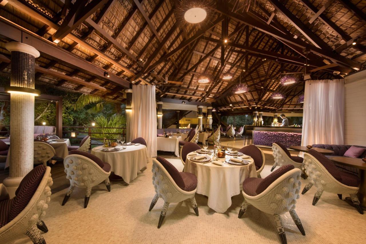 Restaurant ou autre lieu de restauration dans l'établissement Constance Lemuria