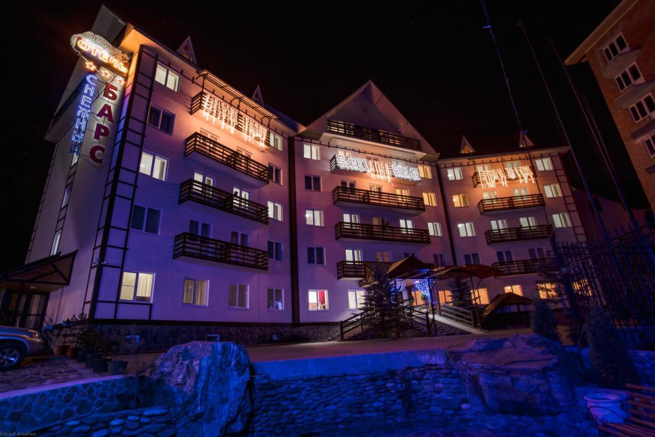 Отзывы о Отель Снежный Барс Домбай Домбай
