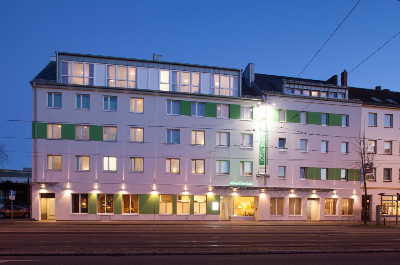 Отель  Hotel Westfalia