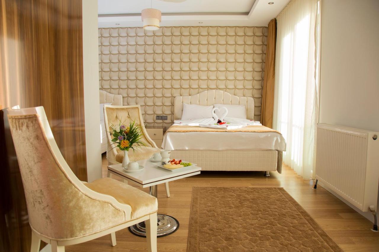 Фото  Отель  Safran City Hotel&SPA