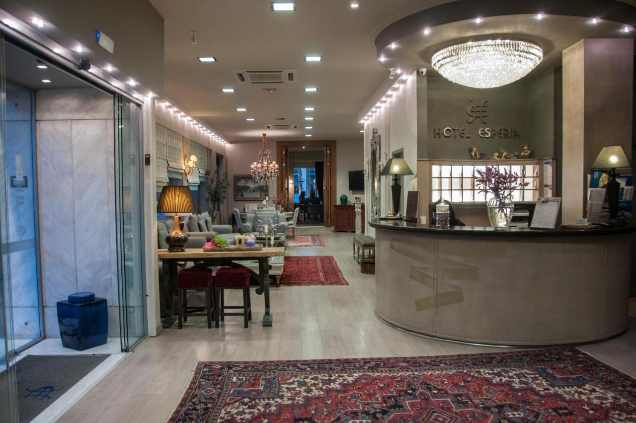 Отель  Esperia Boutique Hotel