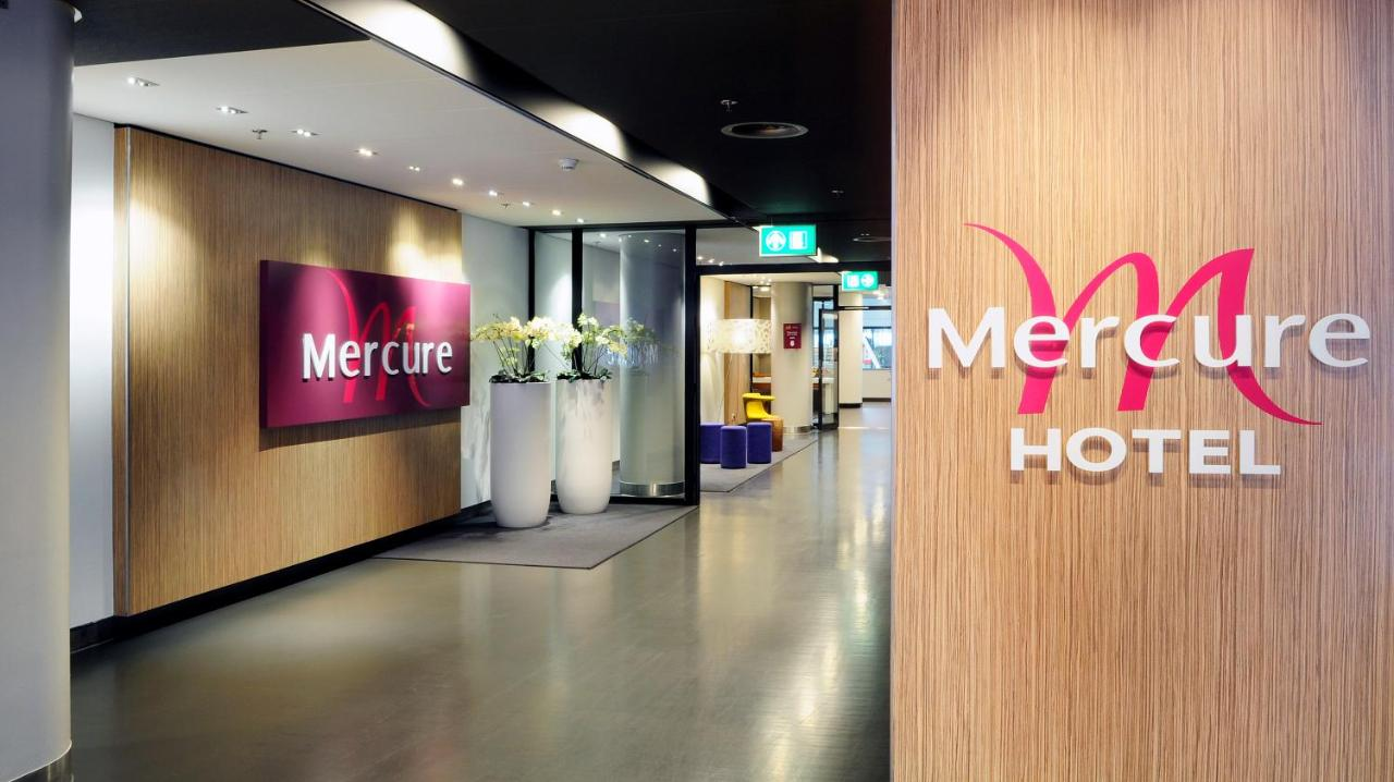 Отель  Mercure Hotel Schiphol Terminal