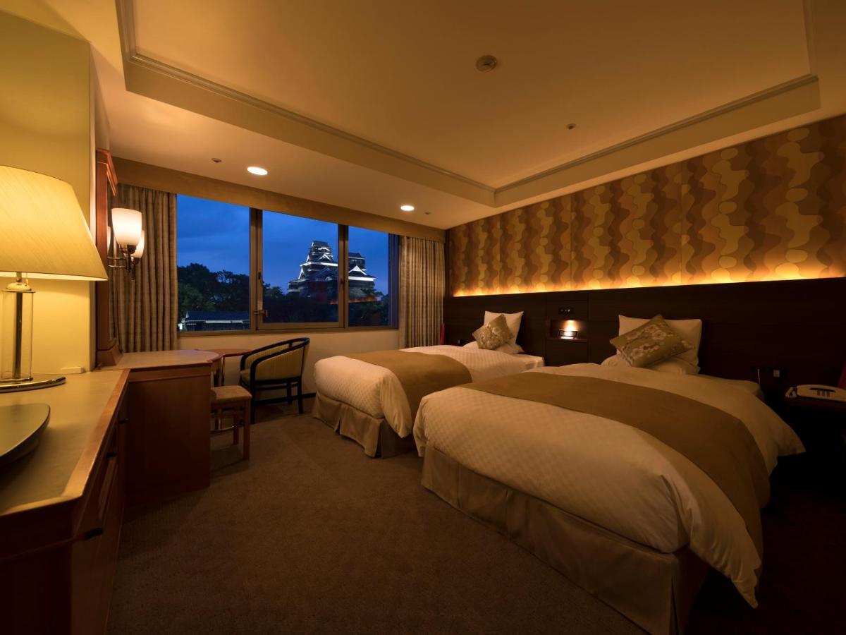 Отель  KKR Hotel Kumamoto