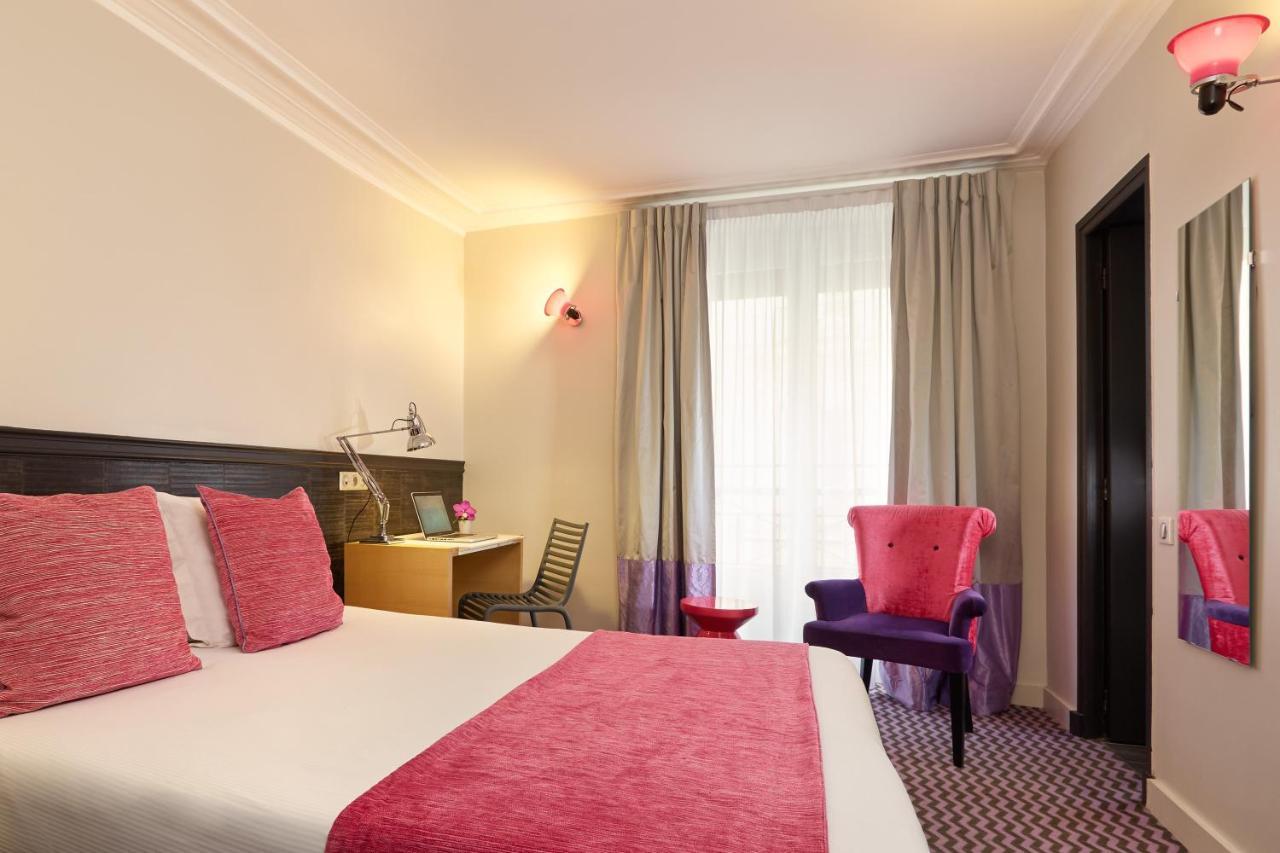 Отель  Отель  Hotel Antin Trinité