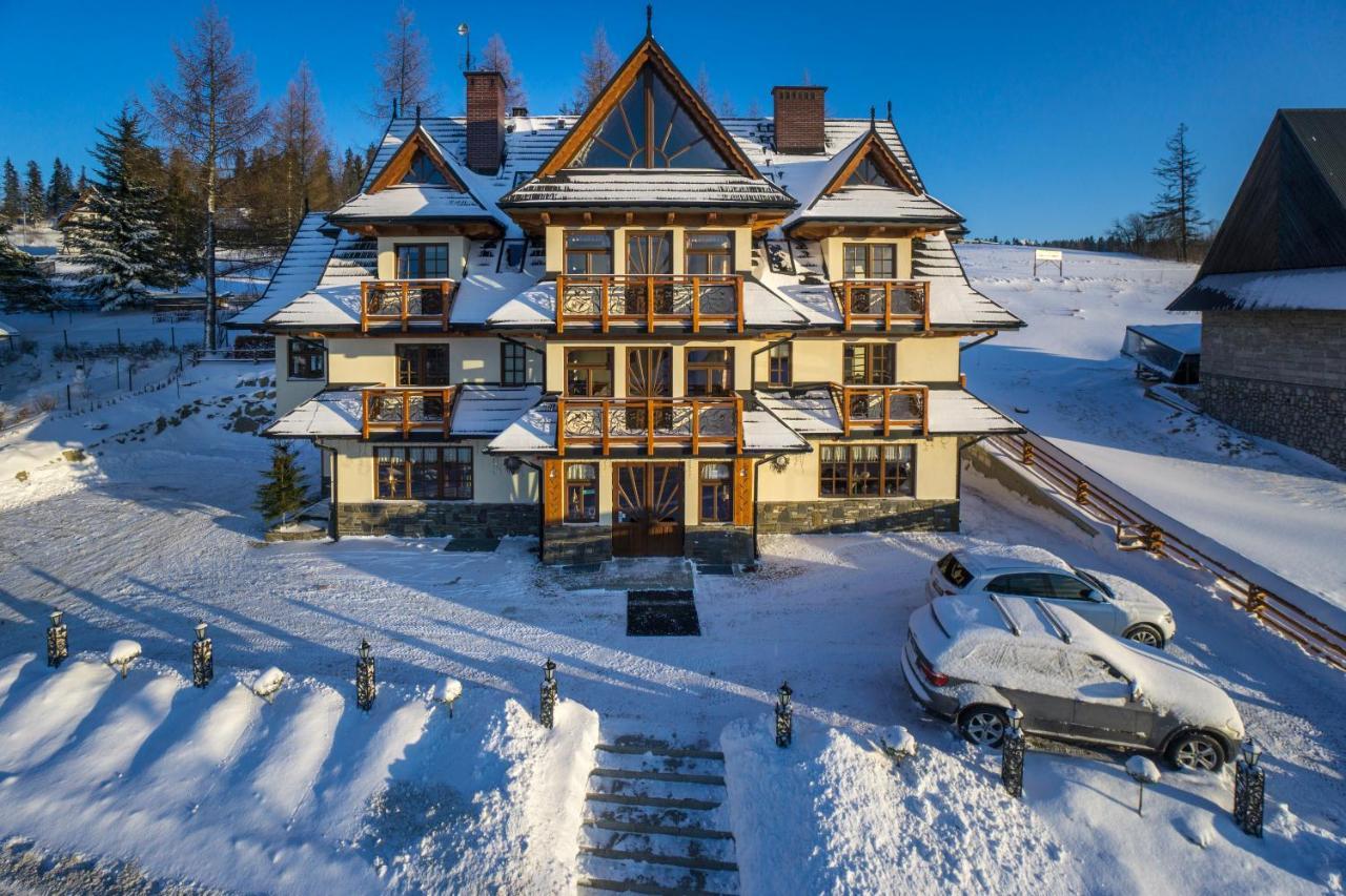Гостевой дом  Willa Pod Miedzą