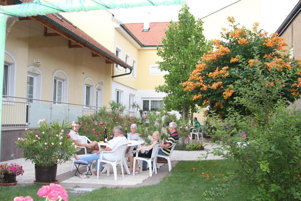 Gstehaus zum Nationalpark Gangl - Illmitz
