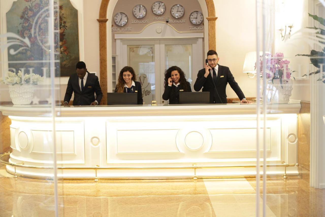 Hotel Vergilius Billia Naples Italy Booking Com