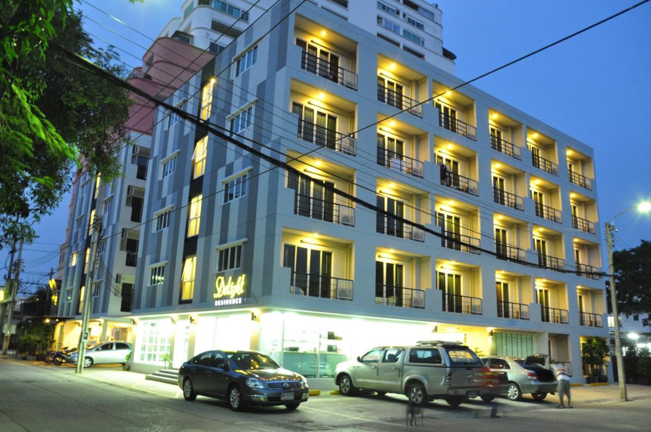 Апарт-отель  Delight Residence