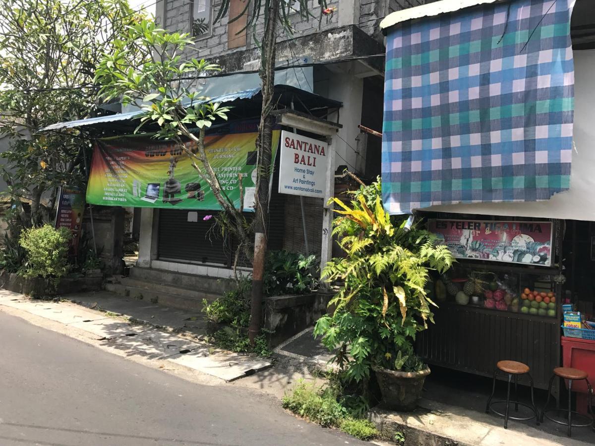 Гостевой дом  Santana Bali Home Stay