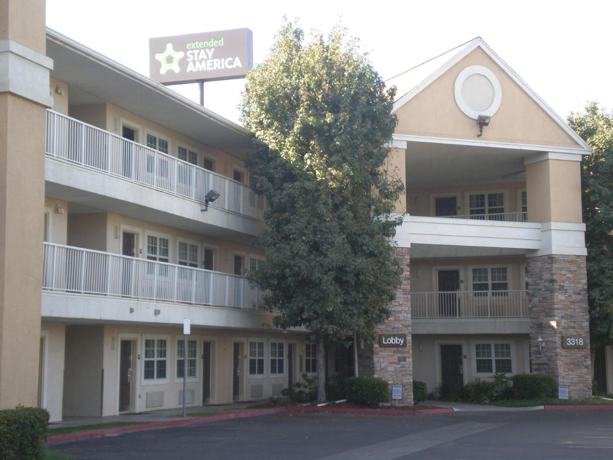 Отель  Отель  Extended Stay America - Bakersfield - California Avenue