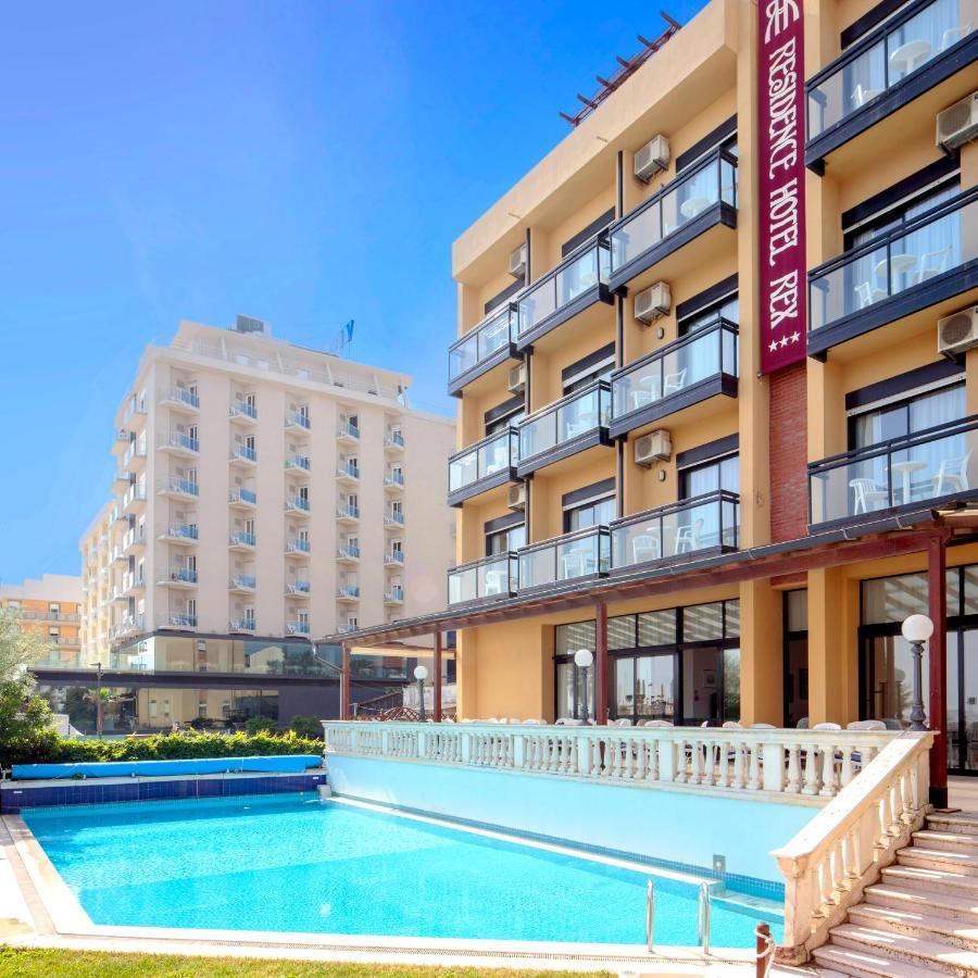 Апарт-отель  Rex Residence Hotel