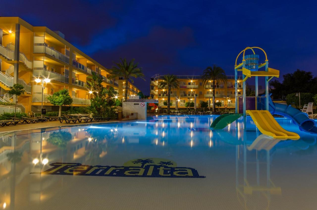 Апарт-отель  Apartamentos Turisticos Terralta