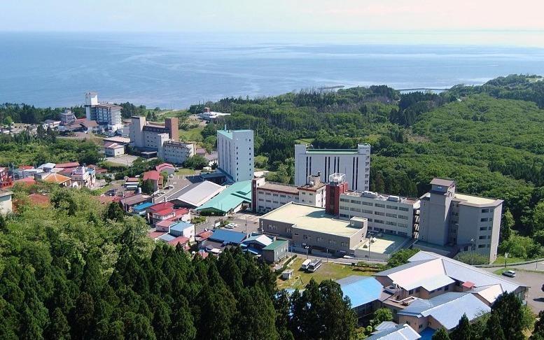 記念日におすすめのホテル・男鹿観光ホテルの写真1