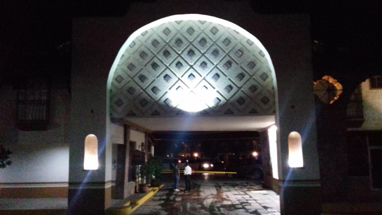 Отель Hotel Los Arcos