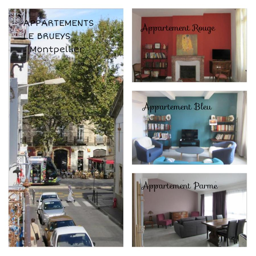 Апартаменты  Appartements Le Brueys
