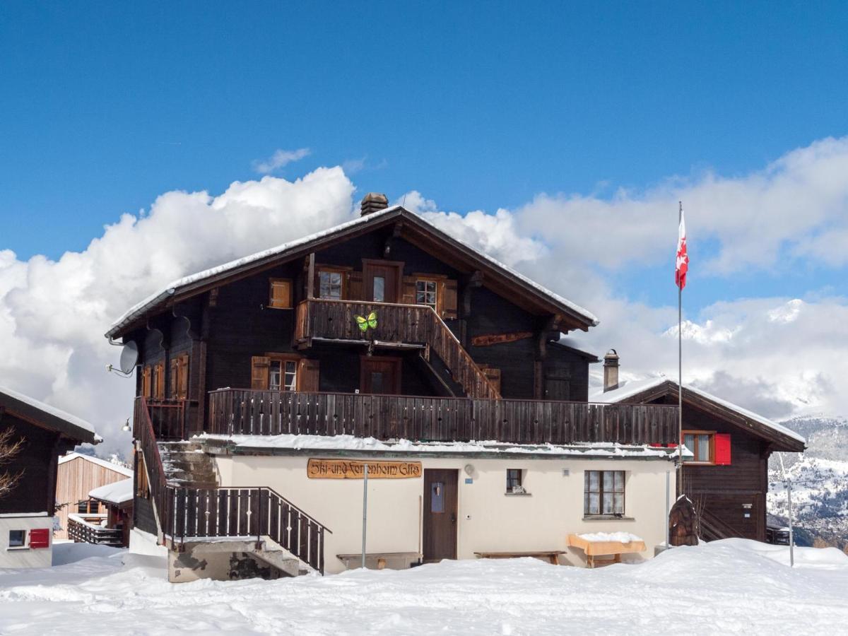 Хостел  Gruppenhaus Im Walliser Alpstyle
