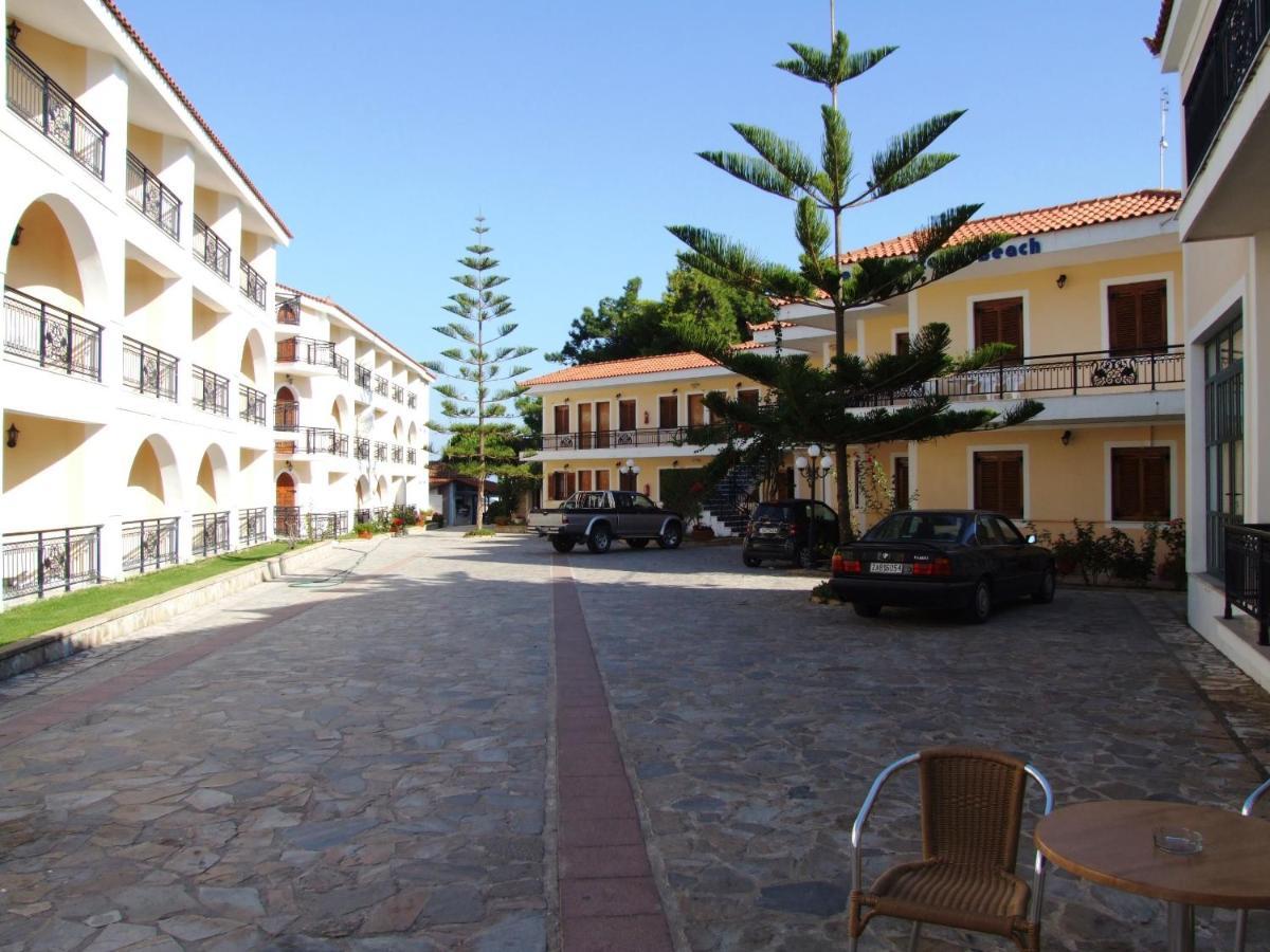 Апарт-отель  Castello Beach Hotel