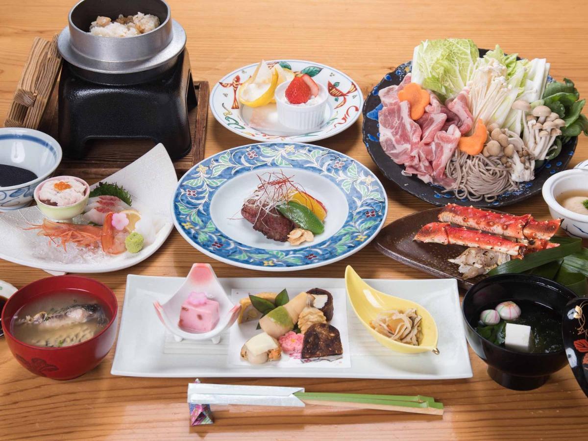 記念日におすすめのレストラン・常盤荘の写真3