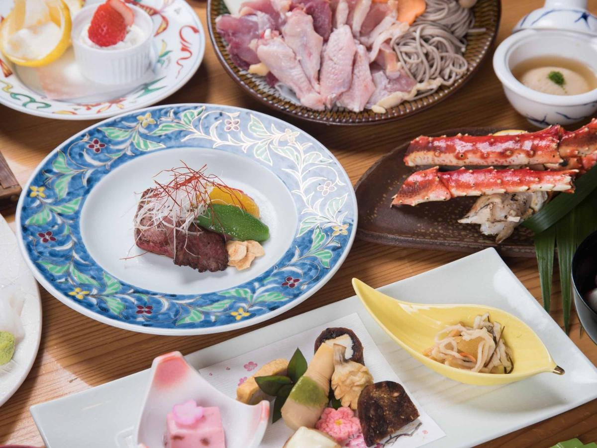 記念日におすすめのレストラン・常盤荘の写真7