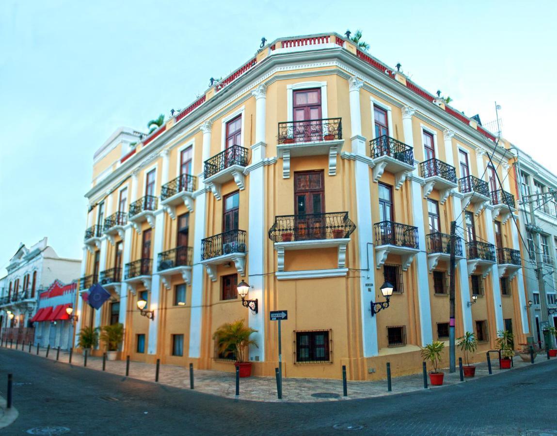 Antiguo Hotel Europa Santo Domingo Dominican Republic