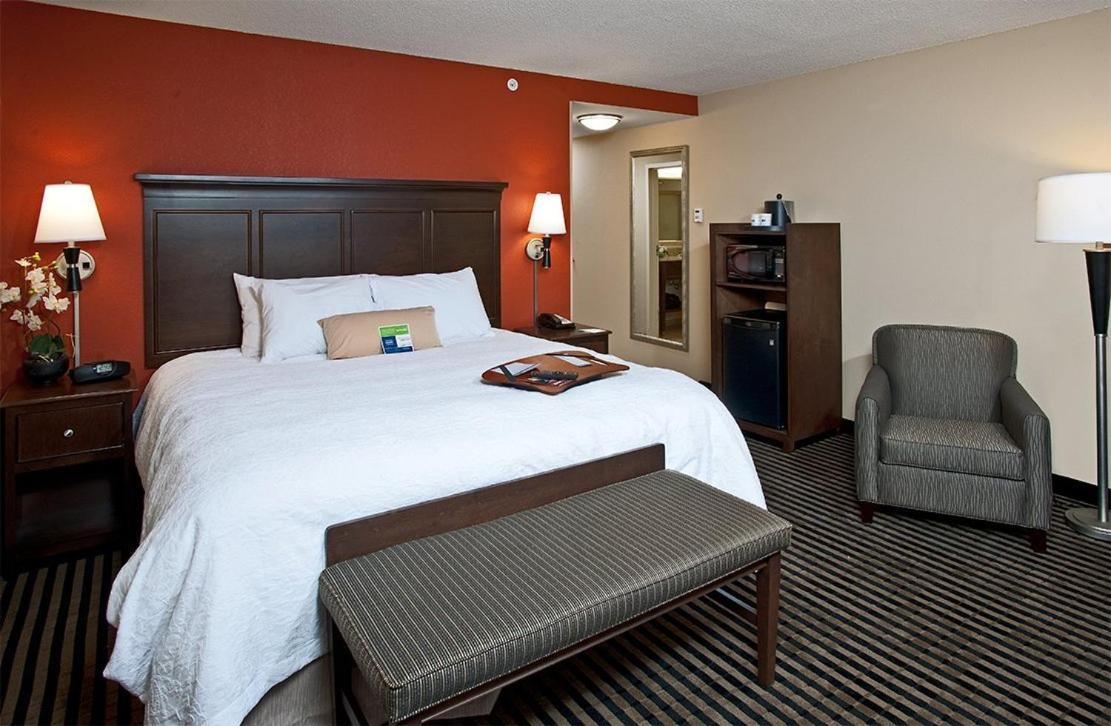Отель  Hampton Inn Augusta